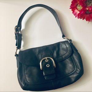 Coach Black Handbag Authentic